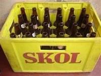 Cascos garrafa 600 ml vazio