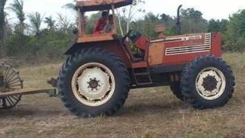 Procuro Eixo de comando de válvula - Trator Ford 8630 DT 150 4x4 ano 87