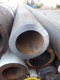 """TUBO DE AÇO CARBONO 5"""" X  19,05 mm."""