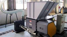 Locação / Aluguel de triturador de resíduos sólidos Shredder Lippel