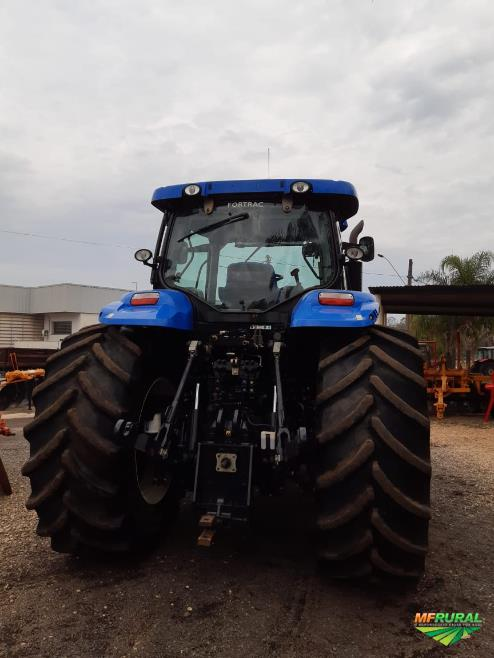 Trator New Holland T7.240 4x2 ano 18