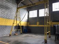 Portico 10 ton