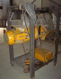 """Talha Elétrica com cabo de aço """"Vastec"""" - usado"""