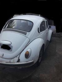 wolksvagem FUSCA ano 1976 motor 1300L