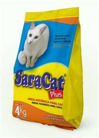 Vendo Lote de 650 Fardos com 5 pacotes de 4 kilos de Areia para Gatos