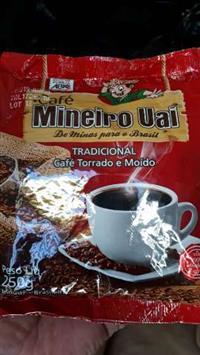 Café mineiro Uai
