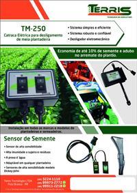 Kit Catraca Elétrica para desligamento Meia Plantadeira TM-250