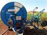 Carrretel para Irrigação Setorial Irrigação