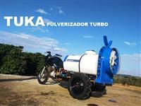 tuka pulverizador turbo