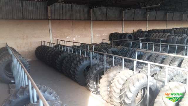 Pneus Agrícolas e de Maquinas