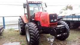 Trator Massey Ferguson 6350 4x4 ano 06