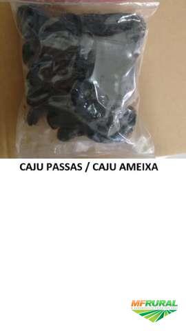Castanhas de Caju do RN (Cruas ou Torradas / Doces ou Salgadas) no Atacado e no Varejo.