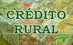 CRÉDITO RURAL, FINANCIAMENTOS E CARTAS CONTEMPLADAS