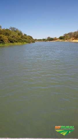 Fazenda para Irrigação na Beira do Rio São Francisco