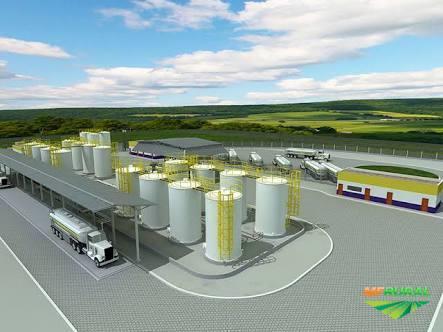 Distribuidora de Combustível