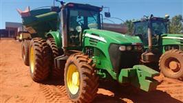 Trator John Deere 7185J 4x4 ano 09