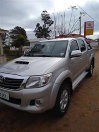 Toyota Hilux TOP 2011/2012