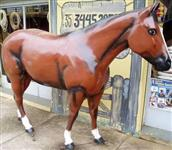 Cavalo tamanho natural