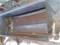 Máquina desopercula mel