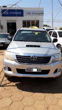 Caminhonete Hilux Toyota CD 4x4 2013