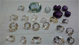 Vendas de pedras semi preciosas.