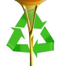 Óleo de cozinha reciclado