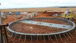 Base de silo