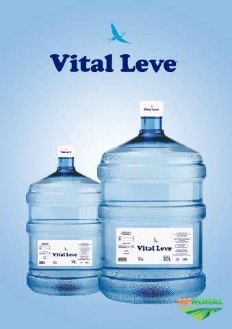Fonte de Água Mineral Adicionada de Sais
