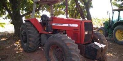 Trator Massey Ferguson 680  ano 04