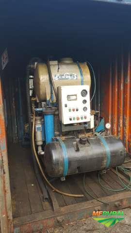 Bomba de Hidrojateamento UAP Lemasa 2.400 bar - 36.000 psi