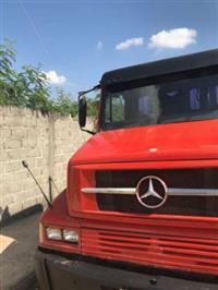 Caminhão Mercedes Benz (MB) 1418 ano 96