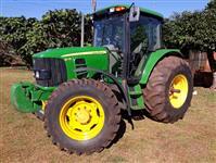 Trator John Deere 6125 4x4 ano 16