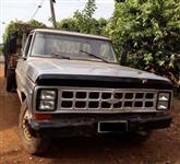 Caminhão Ford F 4000 ano 81