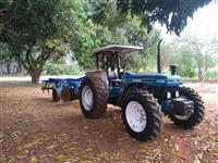 Trator Ford 5030 4x4 ano 95