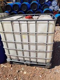 Container IBC 1000lts semi novo