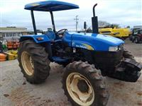 Trator New Holland TT 3840 4x4 ano 09