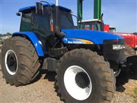 Trator New Holland TM 165 4x4 ano 07