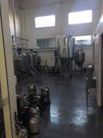 Cervejaria Artesanal Completa em Funcionamento