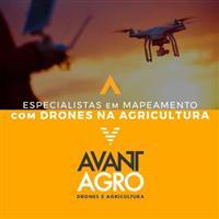 Mapeamento com Drones na Agricultura
