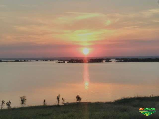 Loteamento de Alto Padrão as margens do Rio Paraná em Panorama/SP.