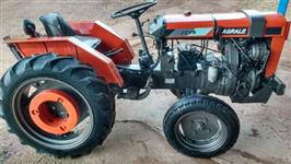 Trator Agrale 4100 4x2 ano 90