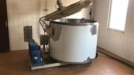 Tanque de resfriador de leite 1400 litros (FOCKINK)