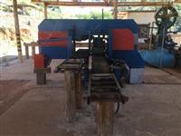 Vendo Serraria completa, maquinas reformadas e revisadas em ótimo estado