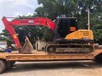 Escavadeira SANY 135 - 14 T - 2015
