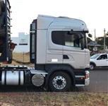 Caminhão Scania G 440 ano 17