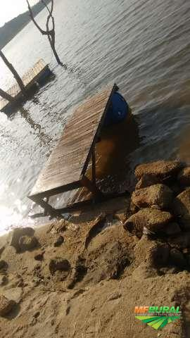 Tablados para pescaria