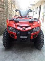 BRP Can am outlander 4x4 400 cc 2014