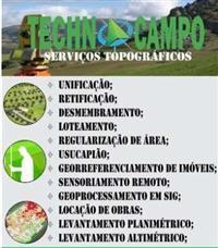 Serviços de Topografia e Georreferenciamento