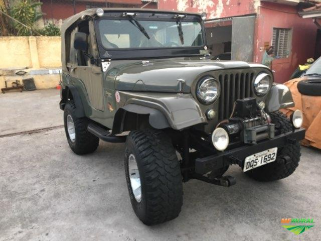 Ford Willys 1958