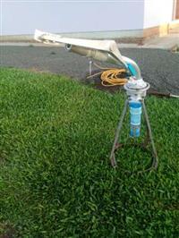 Aspersor de irrigação